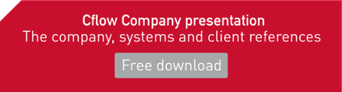 Klikk og få tilsendt Cflow Company Presentation