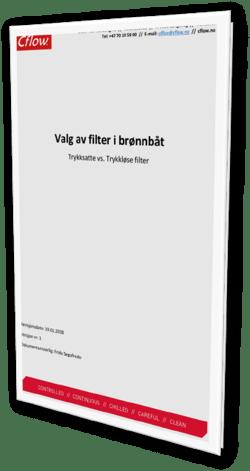 Fyll inn skjema og få tilsendt gratis guide: Hvordan velge riktig filter i bønnbåt?