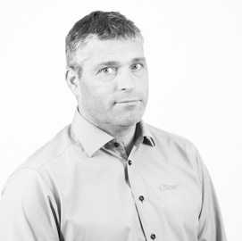 Gunnar Hoff, Markedsdirektør, Cflow Fish Handling AS